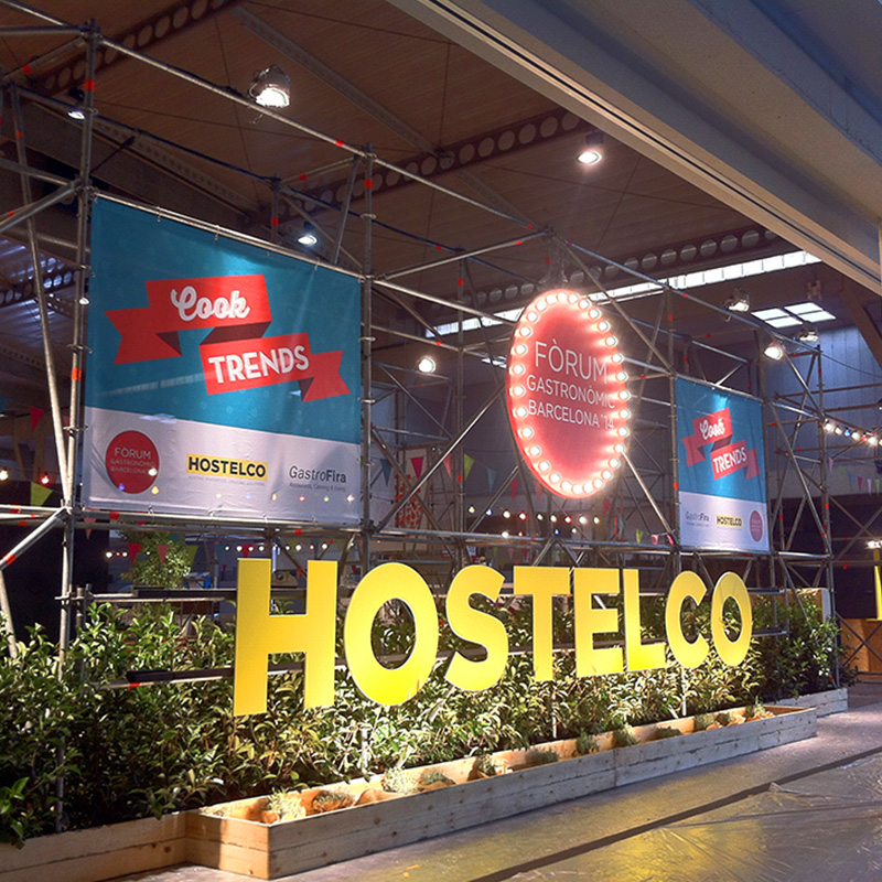COMOTEX en Hostelco